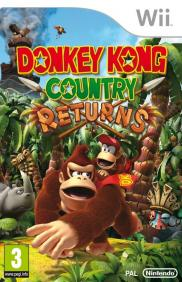 Boite de Donkey Kong Country Returns