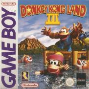 Boite de Donkey Kong Land 3