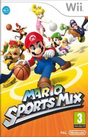 Boite de Mario Sports Mix