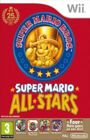 Boite de Super Mario All-Stars (Wii)