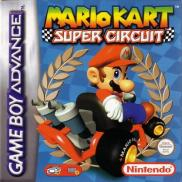 Boite de Mario Kart Super Circuit