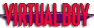 Logo de la Virtual Boy