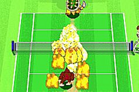 Mario Power Tennis (GBA)
