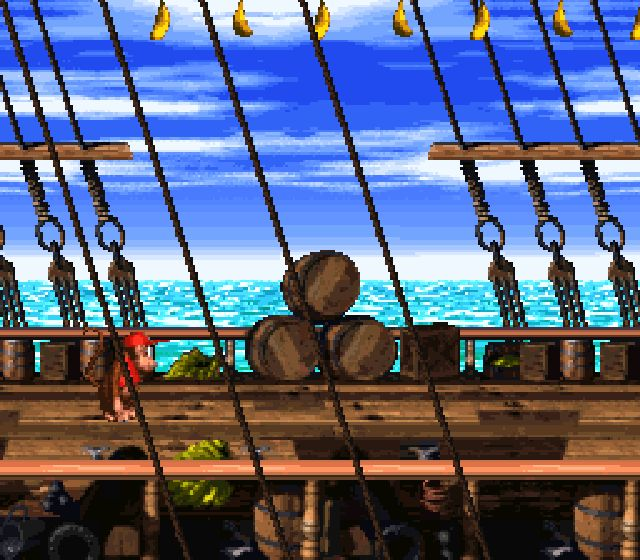 Donkey Kong Country 2 : Diddy's Kong-Quest