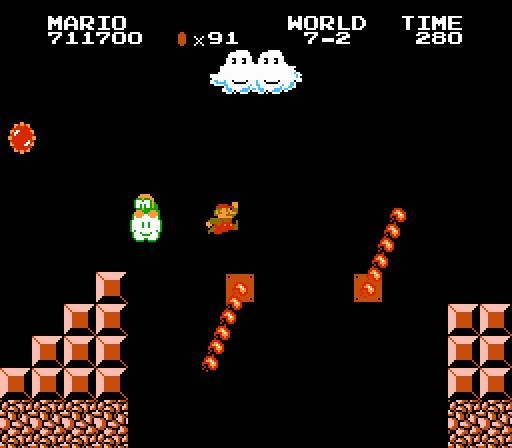 Super Mario Bros : The Lost Levels