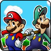 Set de rangs - Mario & Luigi